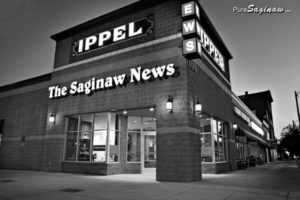 the Saginaw News