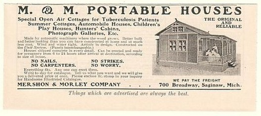 mershon morley portable homes