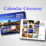 calendar front and back giveaway