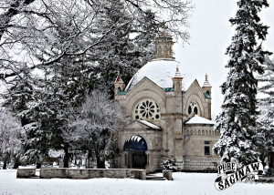 Forest Lawn Cemetery Chapel Saginaw Michigan