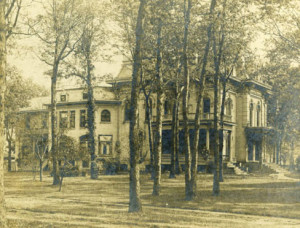 the home 1900s