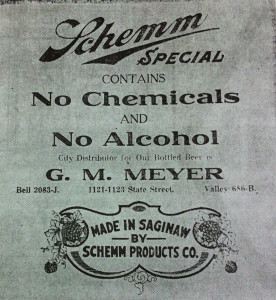 schemm products ad