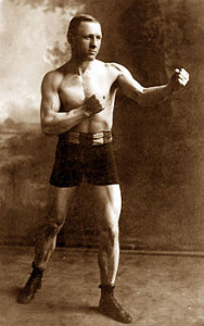 "George Lavigne ""The Saginaw Kid"""