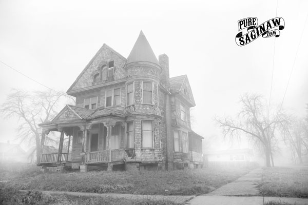 Saginaw Michigan Haunted House