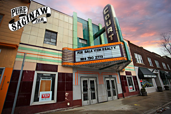 court street theater Saginaw