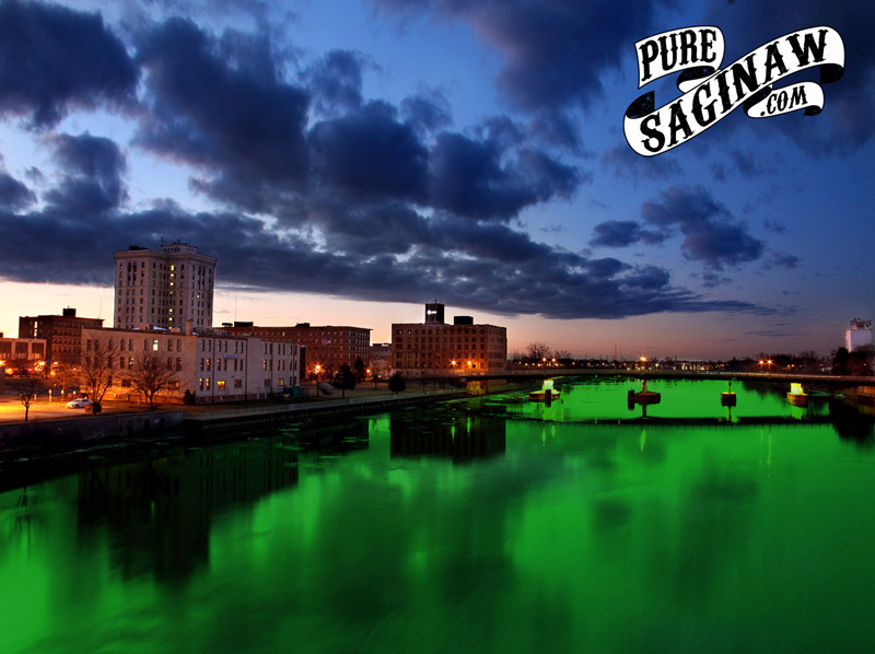 st patricks day saginaw