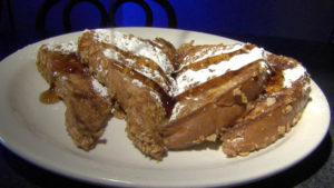 Mrs Shinaver's French toast