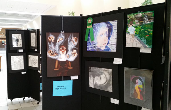Saginaw County Art Show 4