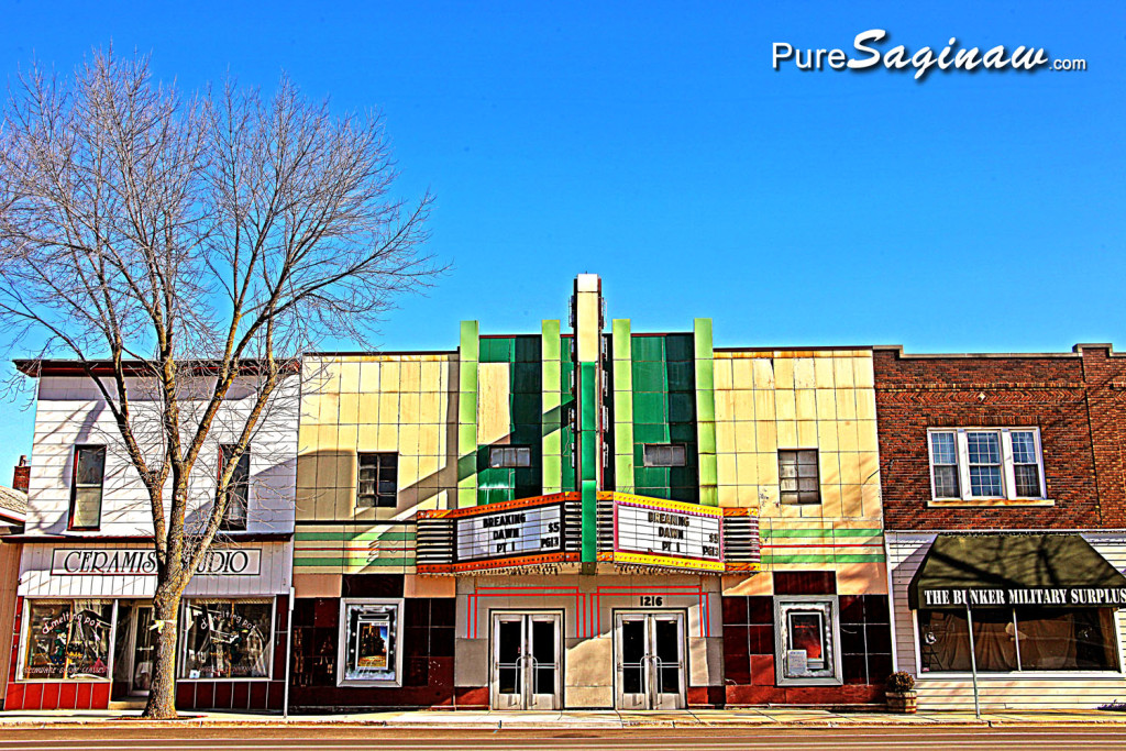 Court Street Theater saginaw Michigan