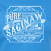 saginaw logo shirt