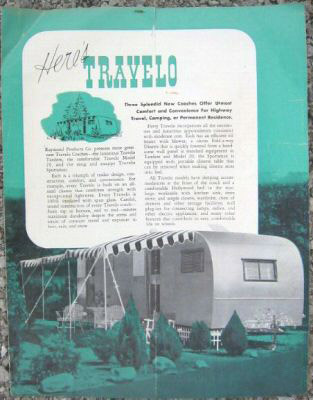 travelo trailers saginaw michigan