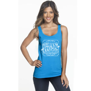 Saginaw Michigan tank top