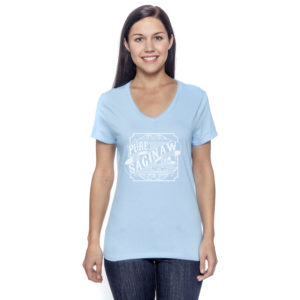 womens saginaw t shirt